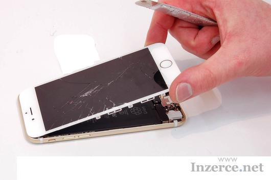 Kompletní LCD+dotyk na iPhone 5 – 6s+