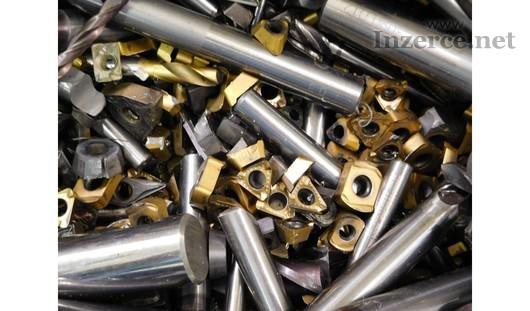 Koupím kovoobráběcí nástroje – FRÉZY, VRTÁKY, ZÁVI