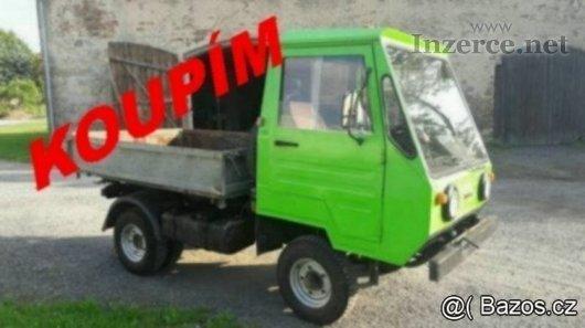 KOUPÍM MULTICAR M25
