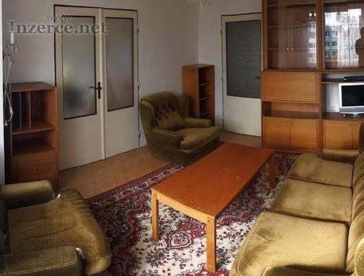 Krásný byt - samostatné pokoje