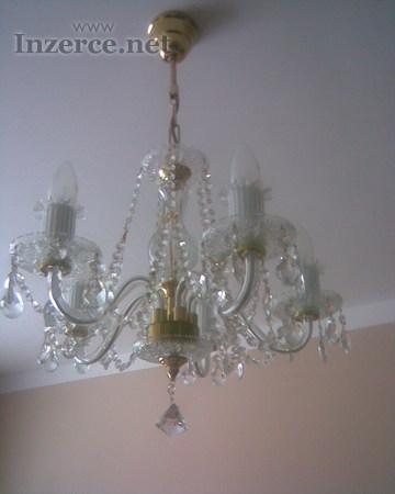 Křišťálový lustr