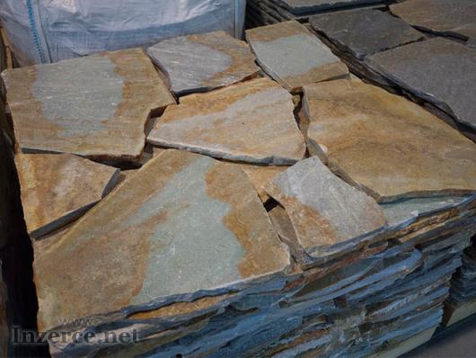 Kvarcit balkánský přírodní kámen