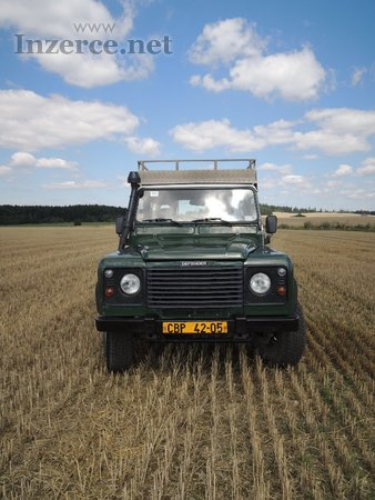 Land Rover Defender 4x4 90