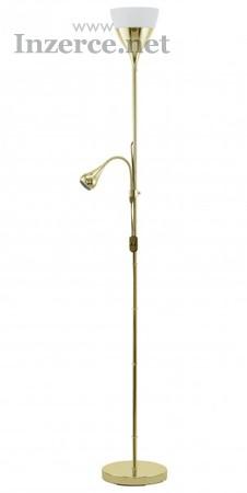 LED stojací lampa
