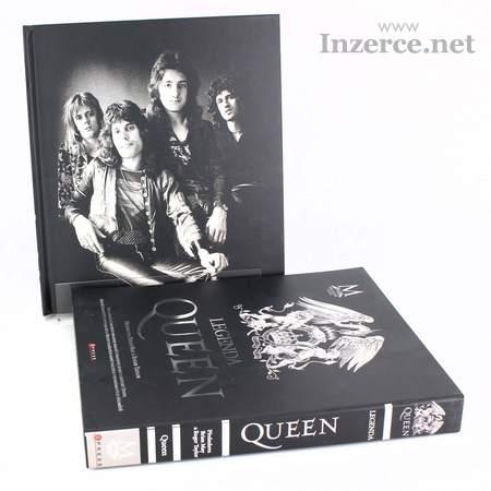 Legenda Queen - Brian May, Roger Taylor