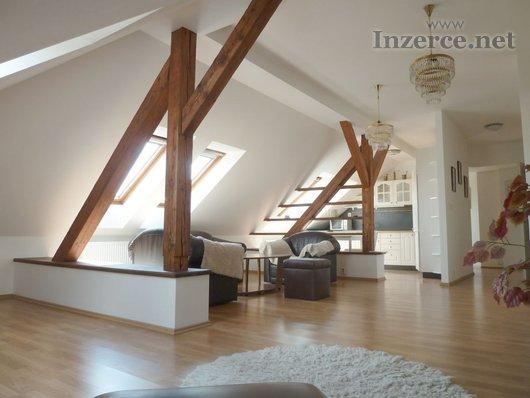 Luxusní byt ve Vršovicích 3kk/4kk