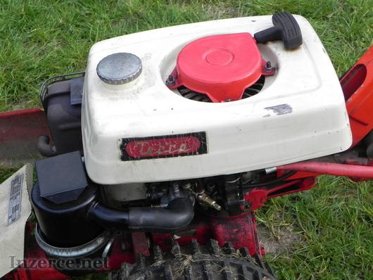 Malotraktor Terra/Vari vč. příslušenství