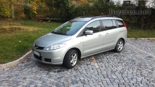 Mazda 5 1,8i 85kW 2005