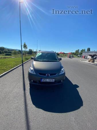 Mazda 5 2.0 MZR-CD 105/KW 7míst