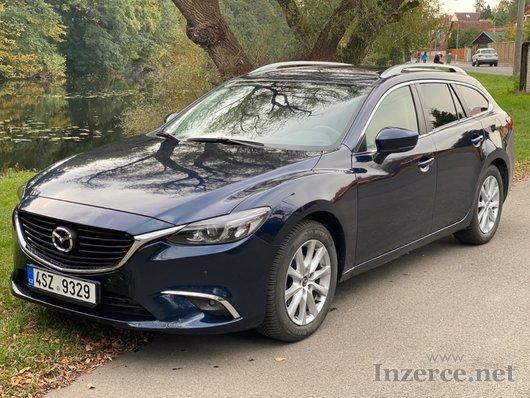 Mazda 6 GJ Skyactive 2.2D 110Kw