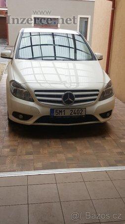 Mercedes Benz B 180 CDI