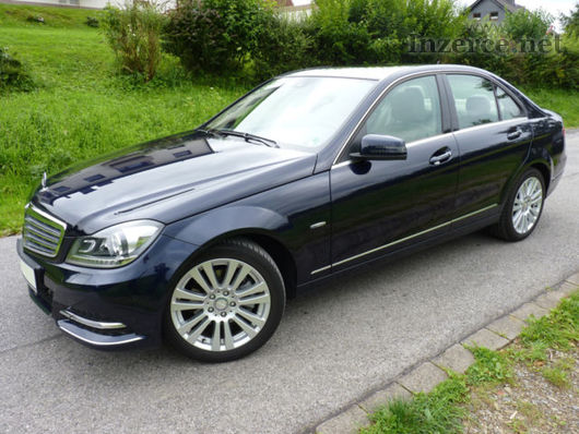 Mercedes-Benz C 220 CDI DPF BlueEFFICIENCY 7G-TRON
