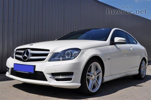 Mercedes-Benz C 220CDI Coupe AMG Sportpaket