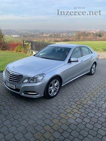 Mercedes Benz E 200 CDI DPF Bluef. Avang