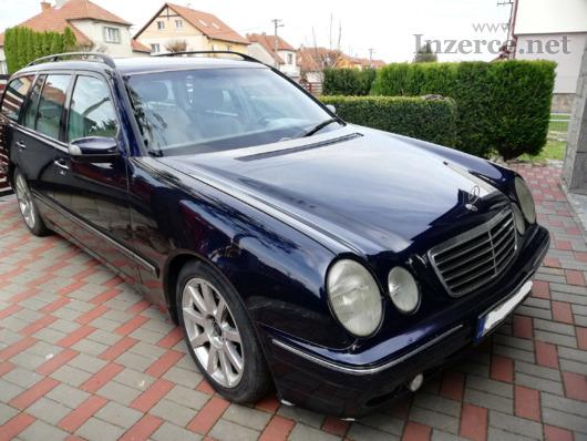 Mercedes Benz E 270 CDI, 2002