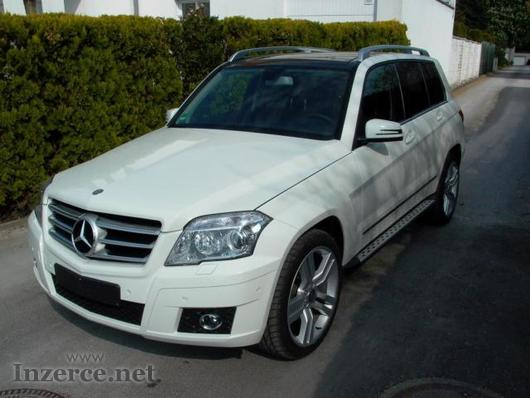 Mercedes-Benz GLK 350 CDI DPF 4Matic 7G-Tr.