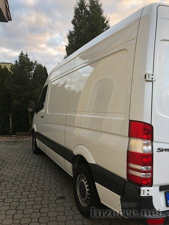 Mercedes-Benz Sprinter-1majitel