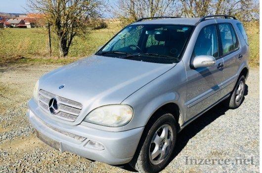 Mercedes ML 163 - 164