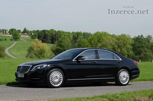 Mercedes S-Class long, W222 350d