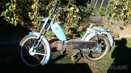 Moped Kreidler