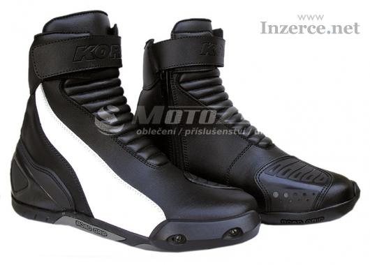 Moto boty Kore Short Sport