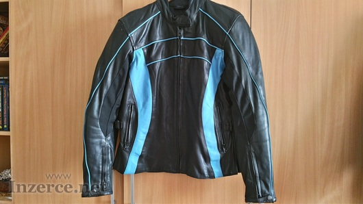 Moto bunda dámská kožená ASTOR