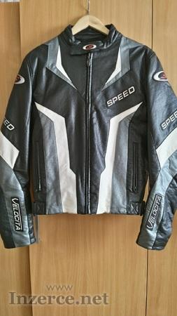 Moto bunda dámská kožená ASTOR Speed