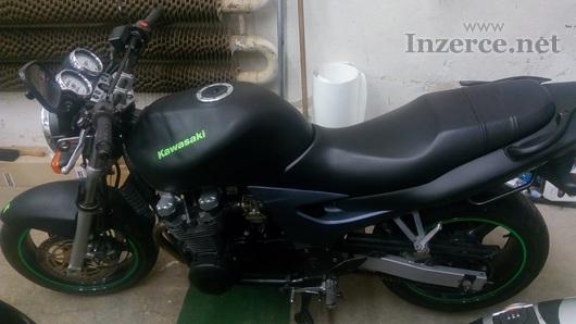Moto Kawasaki ZR-7