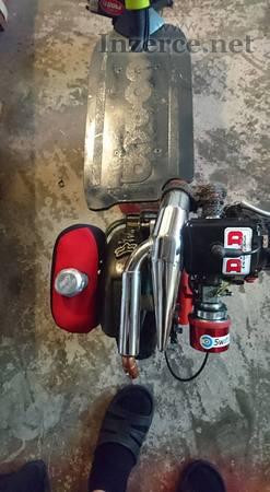Motorová koloběžka  Go-Ped GTR 46i