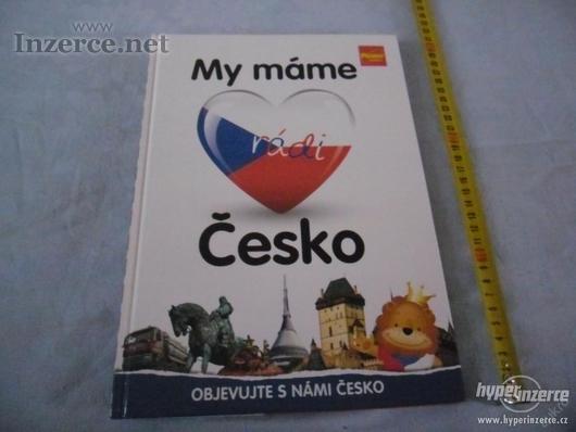 My máme rádi Česko - OBJEVUJTE S NÁMI ČESKO