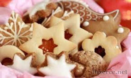 Nabídka pečení domácího vánočního cukroví