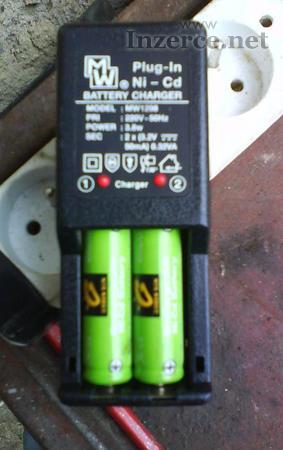 Nabíječka baterii