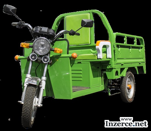 Nákladní elektrická tříkolka Advento Maxi