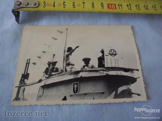 Námořnictvo - ponorka - foto