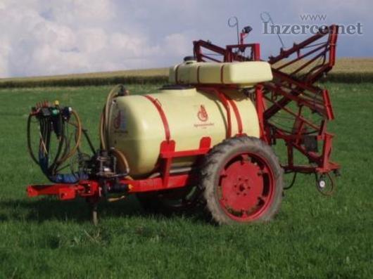 Návěsný postřikovač Agromechanika AGS 1500 EN/18