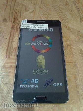 Neoriginální Samsung Galaxy Note 3