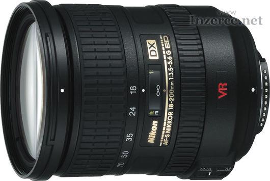 Nikon Nikkor 18-200 1:3,5-5.6 G ED VR