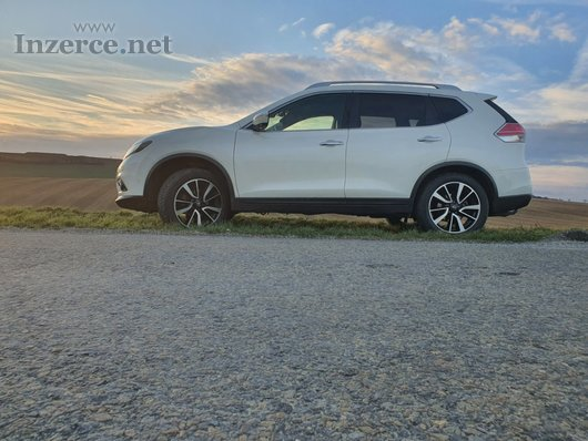 Nissan X-Trail TEKNA, 4x4, plná výbava