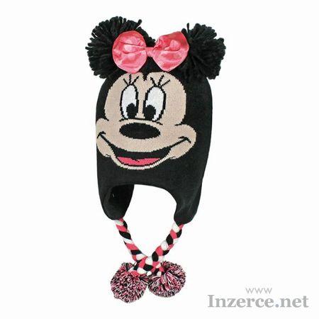 Nová-Licenční peru čepice Minnie