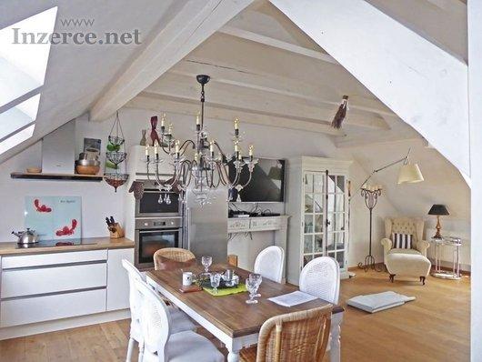 Novostavba Cottage - byt 3+kk