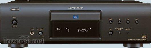 Nový CD/SACD audiofilský přehrávač Denon DCD-1500