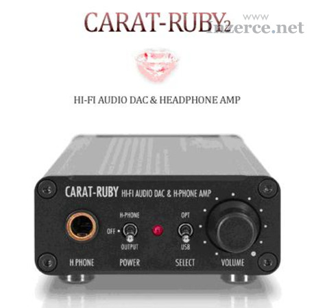 Nový DAC a sluchátkový zesilovač Styleaudio Carat