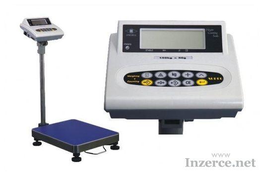 Obchodní digitální můstková váha Excell DHWH3-60