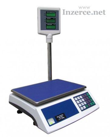 Obchodní Digitální váha s výpočtem ceny P-ACS-15AP