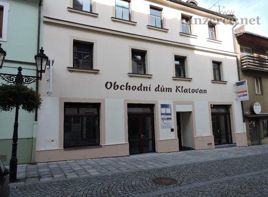 Obchodní dům Klatovan