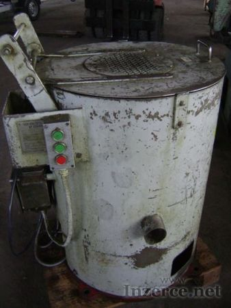 Odstředivka oleje z třísek