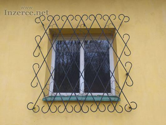 Okenní mříže
