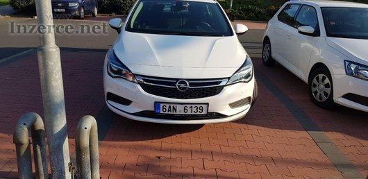 Opel Astra 1.4 turbo 92kW
