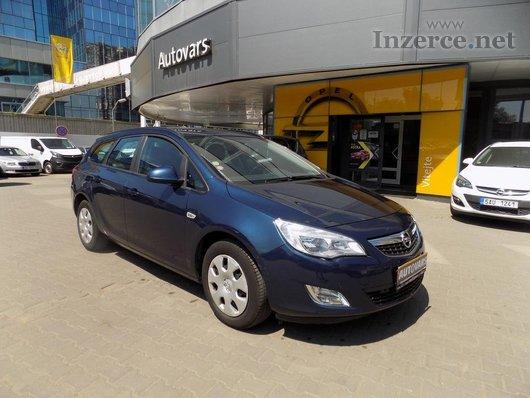 Opel Astra 1.7 CDTI ČR, klima, combi
