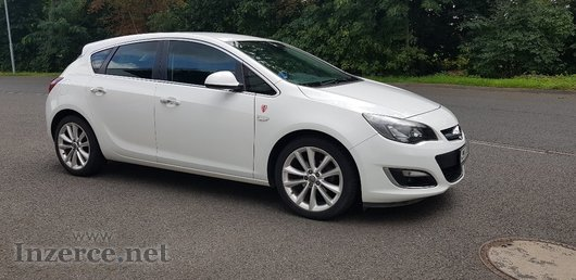 Opel Astra 1. maj., koup. v ČR